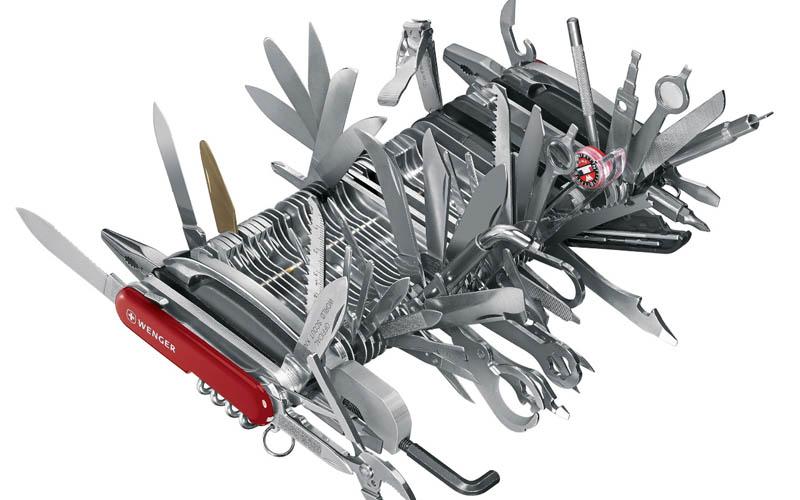 Универскальный швейцарский нож как метафора универсального государства